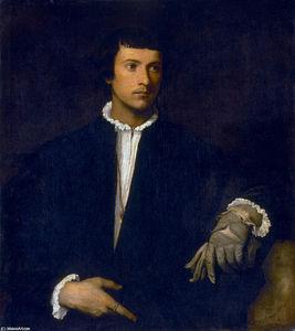 Man with a Glove