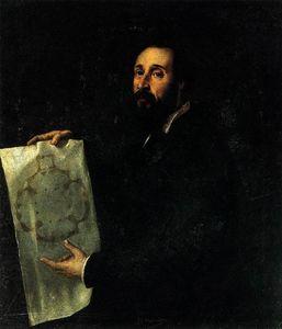 Portrait of Giulio Romano