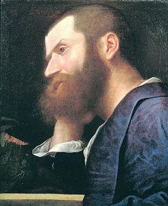 Portrait of Aretino