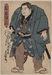 Kagamiiwa Hamanosuke, sumo wrestler