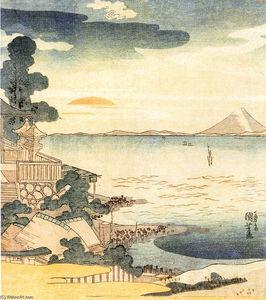 View of Mt. Fuji