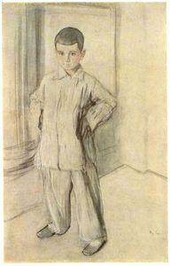 Portrait of L.K. Naryshkin