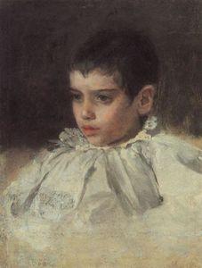 Portrait of Lialia (Adelaida) Simonovich