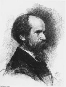 Portrait of the Artist Pavel Tchistyakov
