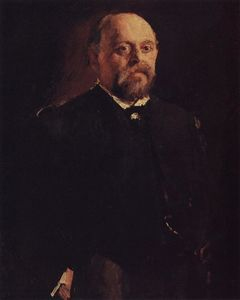 Portrait of Savva Mamontov