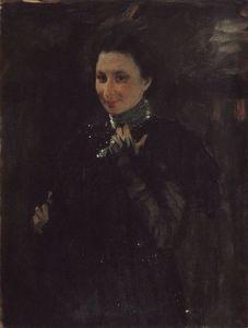 Portrait of Mara Oliv