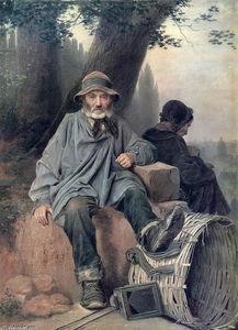 Parisian rag-picker