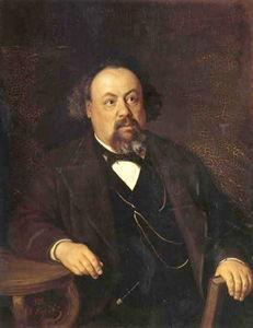Portrait of A.F. Pysems'kogo