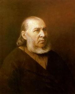 Portrait of Sergei Timofeevich Aksakov
