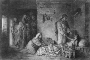 The Ressurection of Jair's daughter