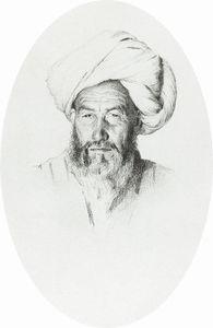 Uzbek, the foreman (elder) village Hodzhagent