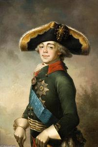 Portrait of Paul I