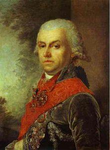 Portrait of D. P. Troschinsky