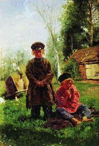 Peasant boys