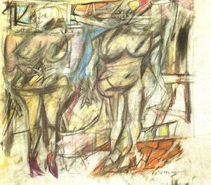 Two Woman IV