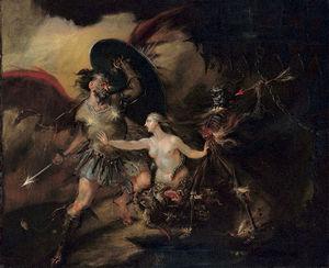 Satan, Sin and Death