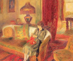 The Artist épouse Knitting