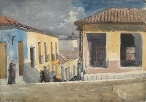 Santiago de Cuba, Street Scene