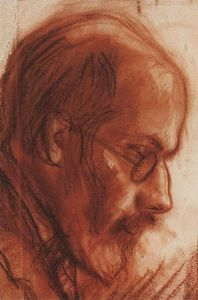 Portrait of Alexander Benois