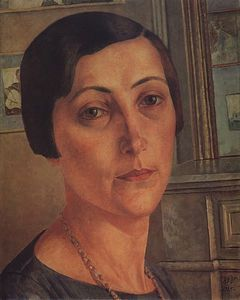 Andronikova-ハルパーンの肖像