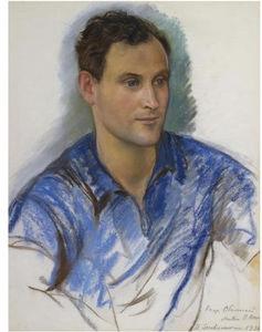 Portrait of Prince Vsevolod Obolensky