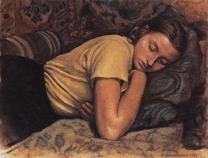 Sleeping Katya