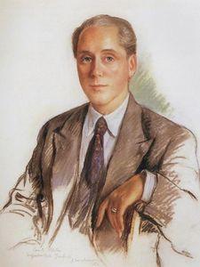 A Portrait of Graf Platon Zubov