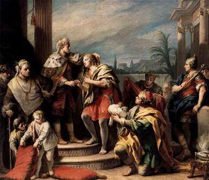 Joseph in the Pharaoh's Palace
