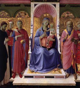 Annalena Altarpiece (detail)