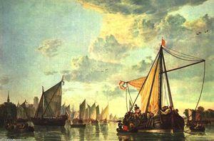The Maas at Dordrecht