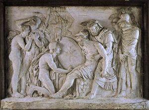 La morte di Epaminondas