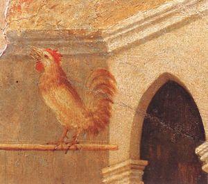 Christ Mocked (detail)