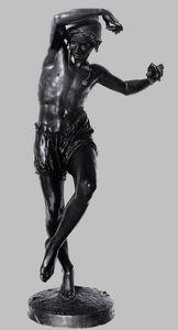 Neapolitan Fisherman Dancing the Tarantella