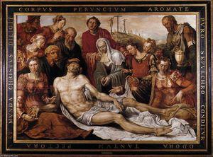 lamento sul cristo morto