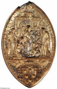 Seal of Cardinal Ippolito de' Medici