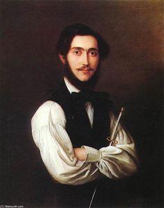 Portrait of Ferenc Friedrich