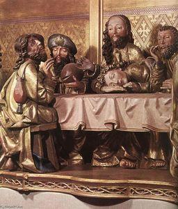 High Altarpiece of St. James (detail)