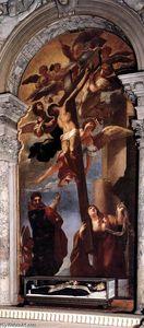 Crucifixion et le Magdalene