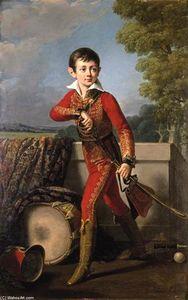 Portrait of Anatole Demidoff