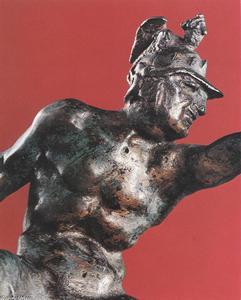 Equestrian Statue (detail)