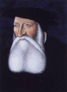 Portrait of Galiot de Genouillac