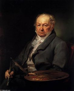 The Painter Francisco de Goya