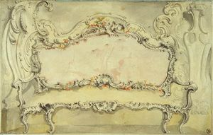 Design of a Couch for Count Bilenski