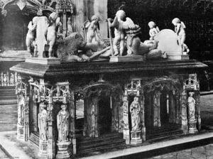 Tomb of Philibert le Beau of Savoy