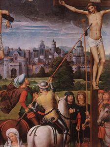 Crucifixion détail
