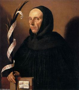Portrait of a Dominican, Presumed to be Girolamo Savonarola