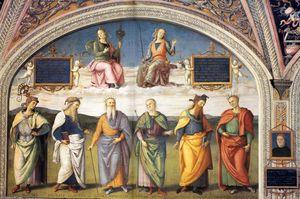 Famous Men of Antiquity