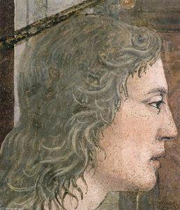 10. Annunciation (detail)
