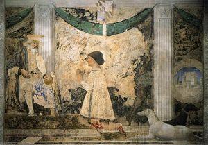 St Sigismund and Sigismondo Pandolfo Malatesta