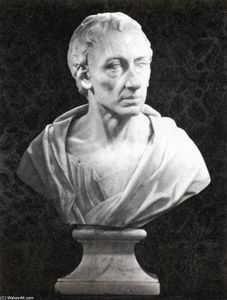 Bust of Alexander Pope
